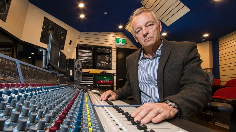 ANU School of Music boosted by ARIA award-winning producer Mark Opitz