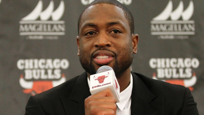 Cousin of Chicago Bulls star Dwyane Wade fatally shot while