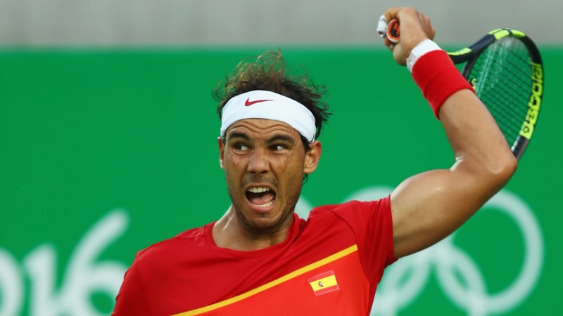 Rio crowd embrace Rafael Nadal as Brazilians yearn for Olympic medals