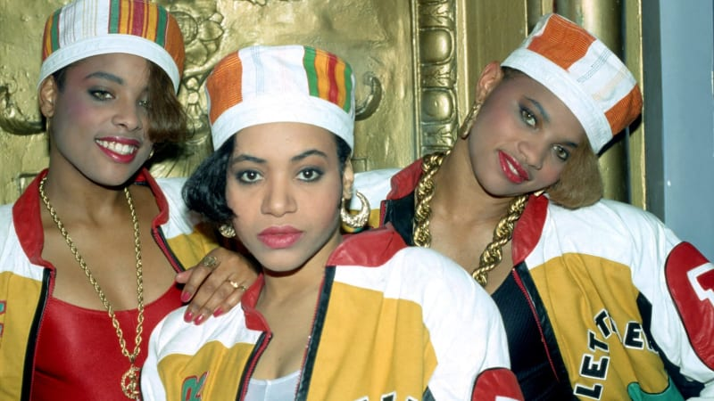 Salt-N-Pepa: The female hip-hop trio from the '90s that still knows how to 'Push It'