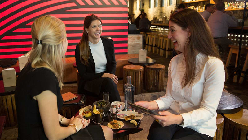 Sydney restaurants using big data to build picture of who you are and what you eat