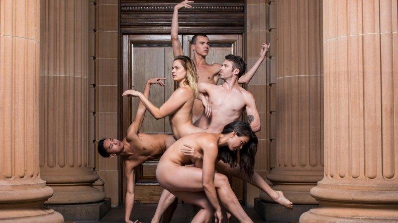 Anton bernardo nude
