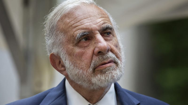 Carl Icahn sells entire Apple stake on China worries, warns Wall Street of 'day of reckoning'