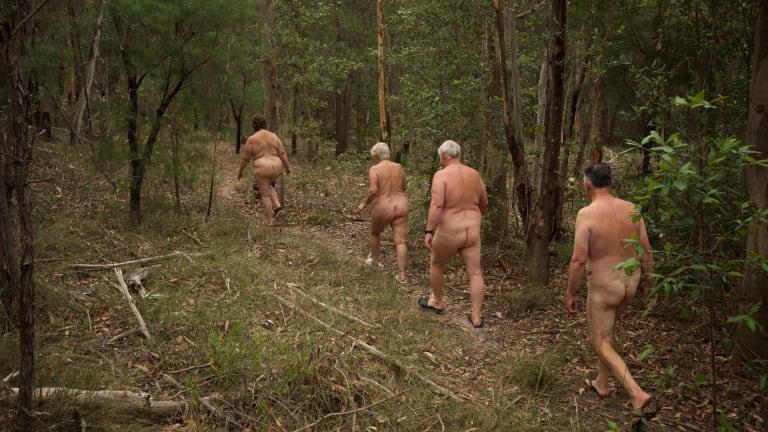 Closet nudist stories