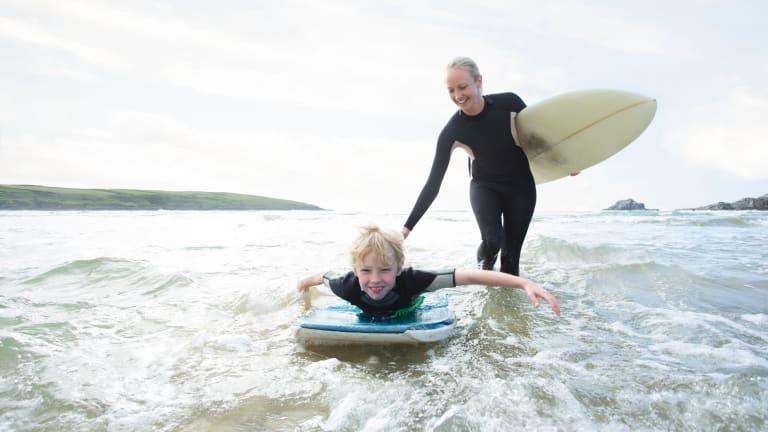 Claiming single parent living partner