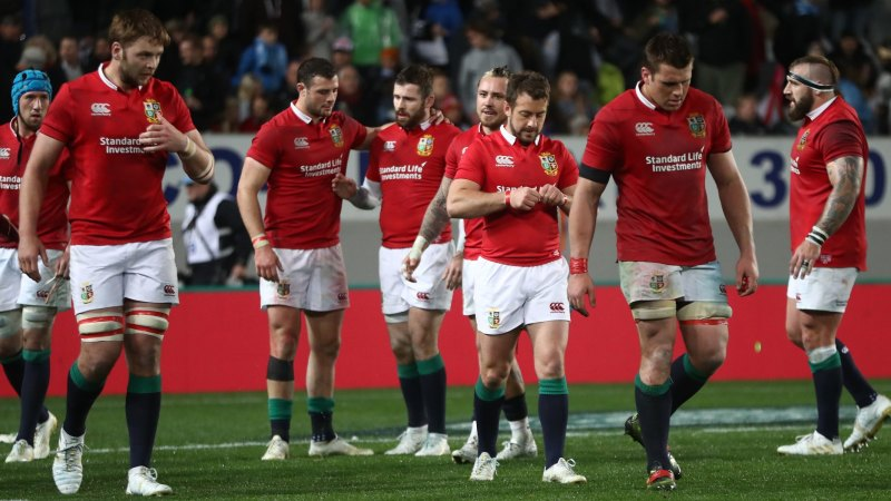 db2f49849ce British and Irish Lions Tour of New Zealand 2017: All Blacks far superior  to Super Rugby, says Steve Hansen