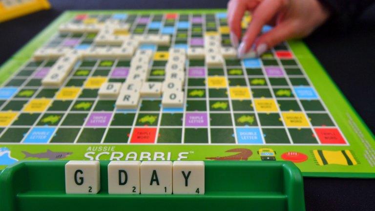 Bonza! Scrabble launches Aussie slang edition