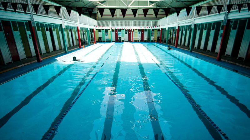 Must do brisbane brisbane 39 s warmest swimming pools for Small swimming pools melbourne