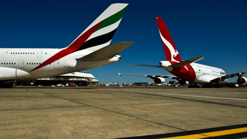 615d6b46 Emirates tie-up puts bounce back into Flying Kangaroo