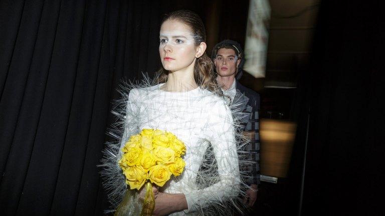 Future Forward Fashion Creativity On Display On Rmit Catwalk In Brunswick