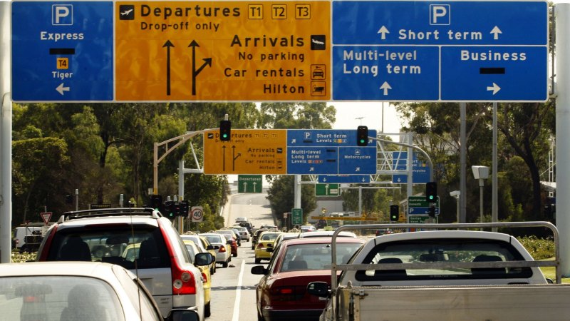 Short-term solution lifts Melbourne Airport parking by 67%