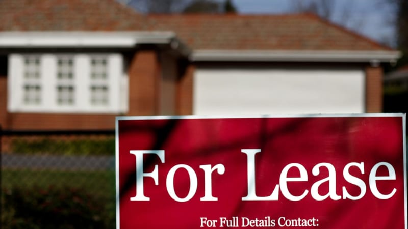 No longer a nation of home owners, now we're renting