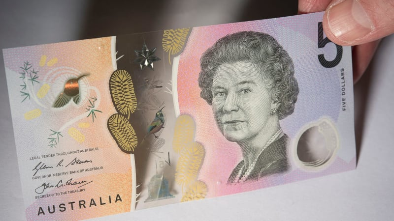 Security boost with new $5 note will curb forgery