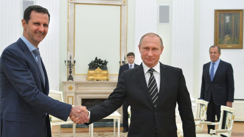 Military success in Syria gives Putin upper hand in proxy war with US