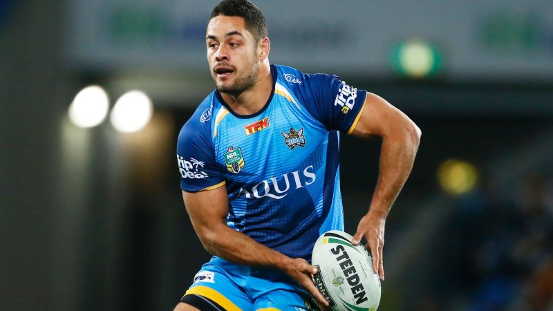 ae481d8e4 NRL 2018  Jarryd Hayne leaving Gold Coast Titans to re-join Parramatta Eels