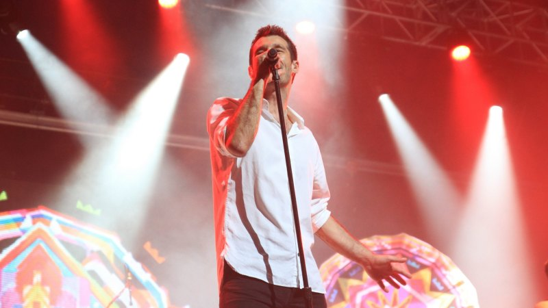Bluesfest 2016: Cat Empire pay tribute to Paris attacks, with