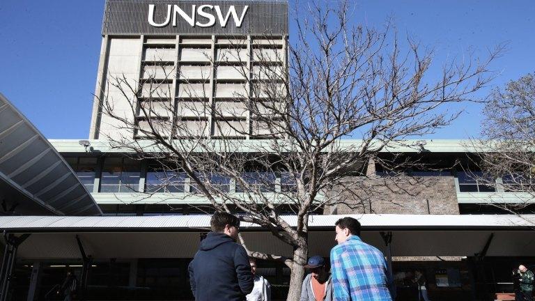 UNSW students chant lyrics that 'objectify women and glorify