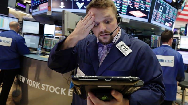 Amazon, Apple, Alphabet stock prices go haywire