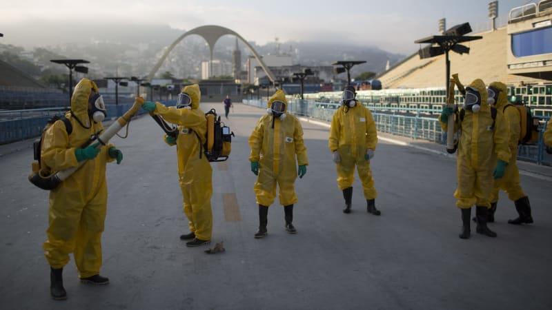 Rio Olympics 2016: IOC to issue Zika guidelines as virus spreads explosively