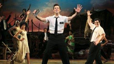 Book Of Mormon Broadway Video