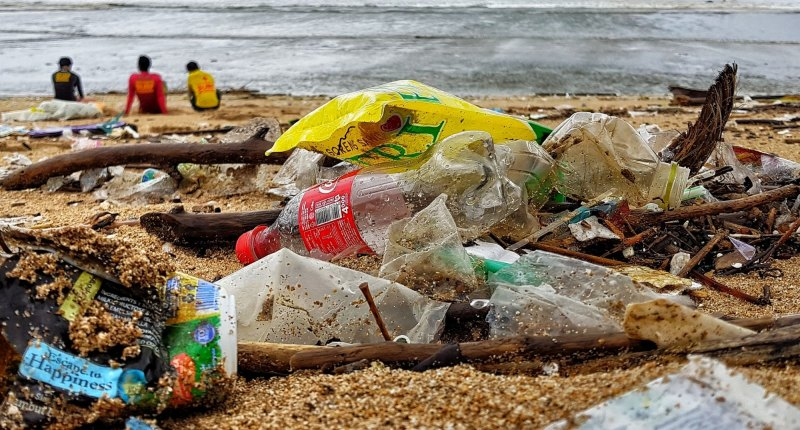 Bali Beaches Buried In Rubbish As Indonesia Battles Oceans Of Plastic