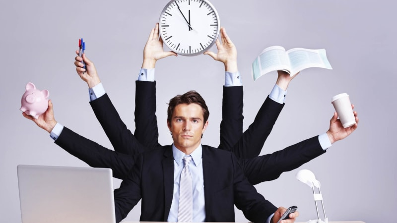 Nine tips to help you make the most of your time