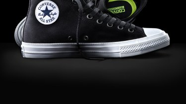 Converse Redesigns Chuck Taylor Shoes To Be More Comfortable