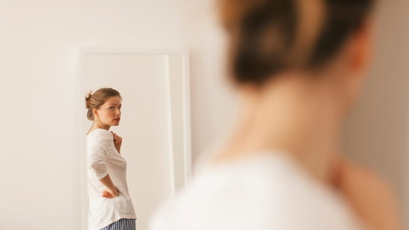 Size is largely in the mind: how your body image can change in two minutes