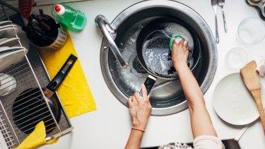 dishwasher vs hand washing hygiene