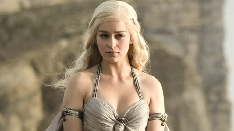 Game of thrones khaleesi sexy