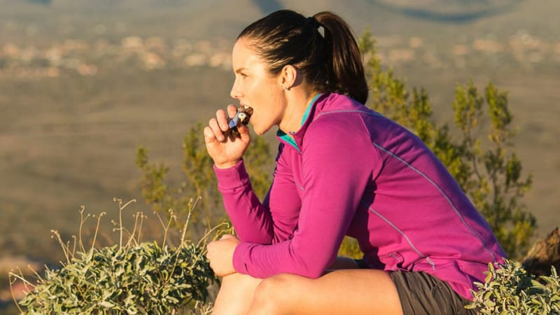 Eating and running: what works best?