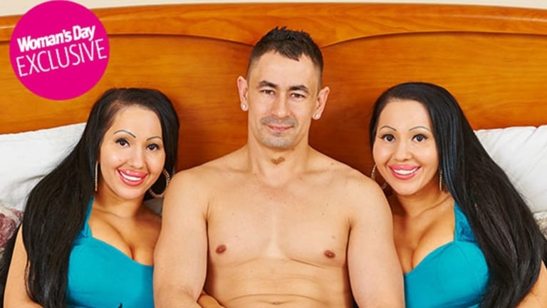 Perth guy dating twins