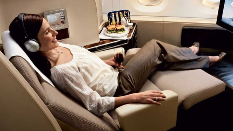 How to get a first-class flight upgrade every time