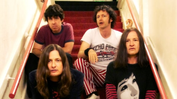 Steve McDonald is hoping Redd Kross might soon be in the recording studio again.