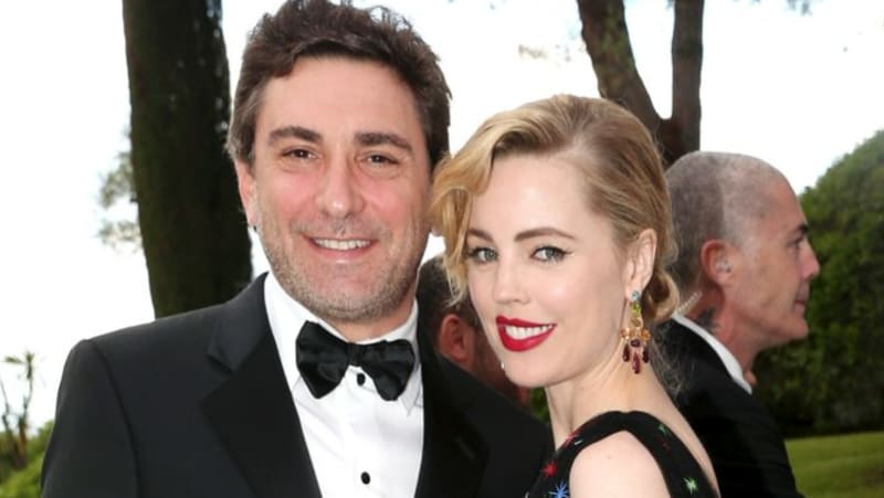 Fairytale romance between Melissa George and Jean-David Blanc turns to 'hell'
