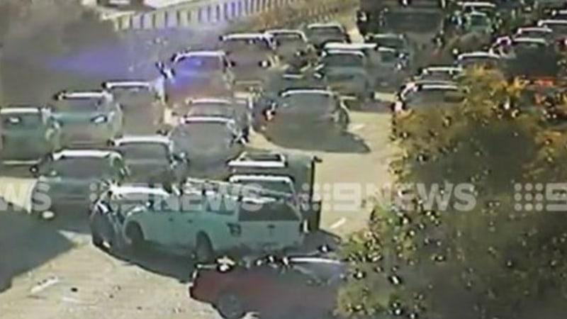 Brisbane Times Car Crash