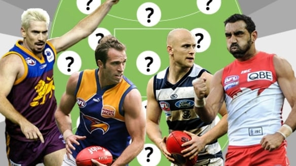 The ultimate premiership team of the 2000s: Our experts select