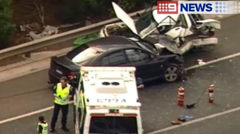 Woman charged with dangerous driving over fatal crash on Western Ring Road