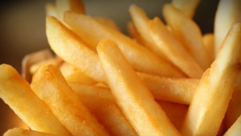 Hot chips, please: Why a sixth taste may explain our love of carbohydrates