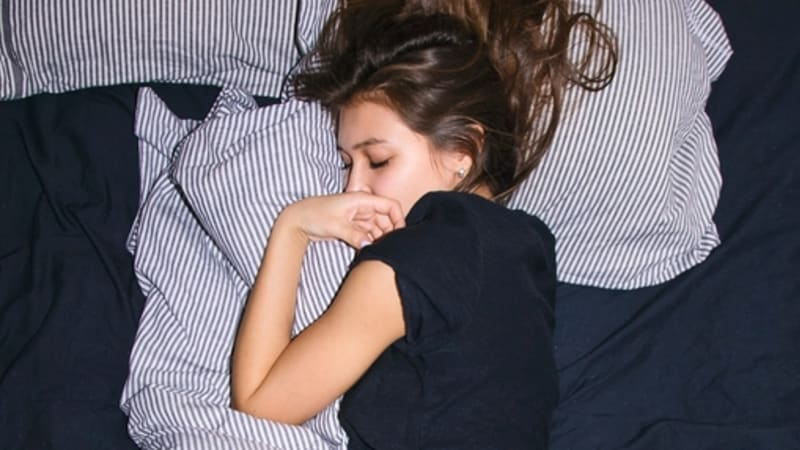 Why do we think it's so strange for couples to sleep separately?