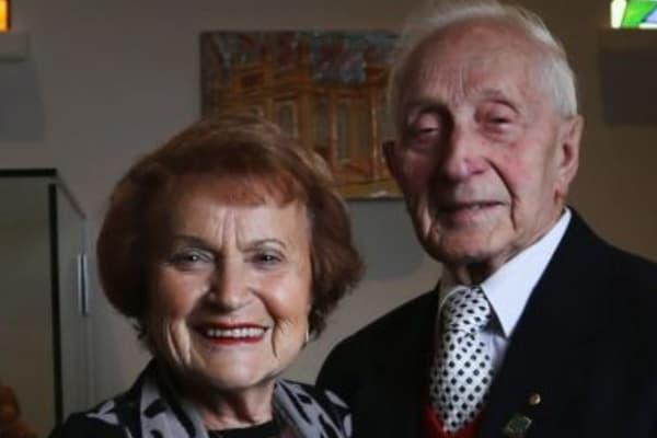 Jewish Holocaust survivors find a lifetime of love in Australia