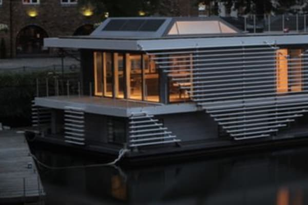 Melbourne's housing crisis: would you live in a floating apartment?