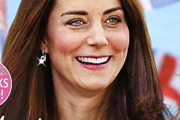 Kate Middleton Badly Retouched On Woman S Day Cover
