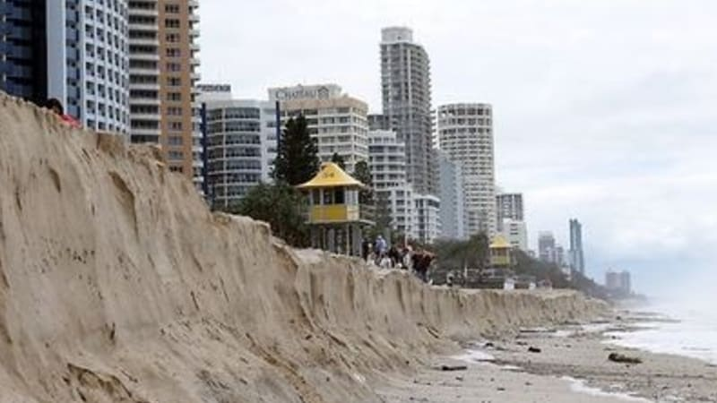 Gold Coast Beach Erosion Plan Is The Plan On The Right Track