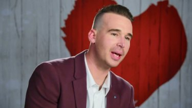 'Who can burp the alphabet?': Wannabe rapper Tyler on First Dates.