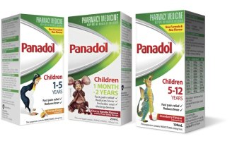 Panic buyers have sparked a widespread shortage of children's Panadol.