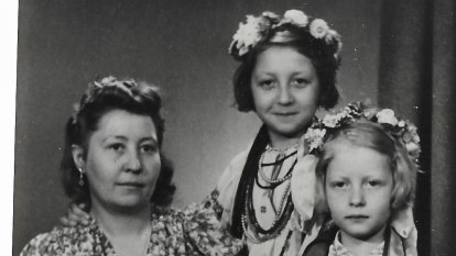 As my grandmother lay dying, her incredible tale of survival emerged