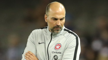 Trouble: Markus Babbel needs to find a way to kick-start his floundering Wanderers.