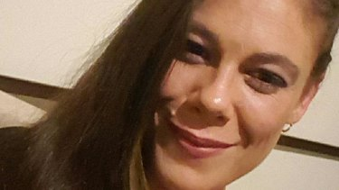 Ballarat woman Dannyll Goodsell. Police are investigating her death after her body was found following a house fire at Mt Pleasant.
