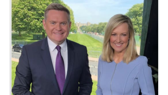 Seven Network crowned ratings winner for royal wedding coverage